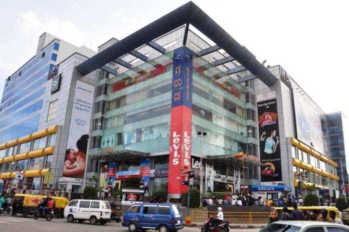 shopping, india, bangalore, garuda