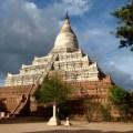 twante, myanmar, shwesandaw pagoda