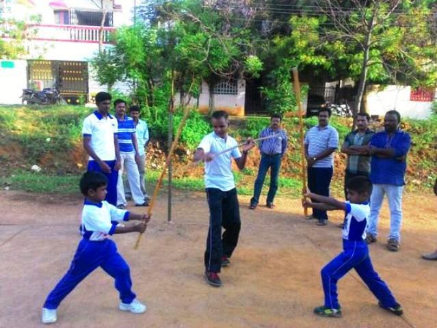 sport, india, chennai, silambattam