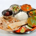 local delicacies, india, jaipur, thali