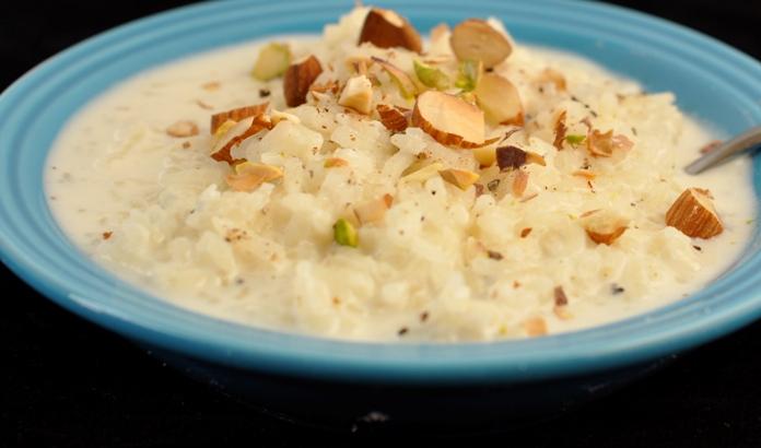 local delicacy , srinagar, india, kheer, rice pudding