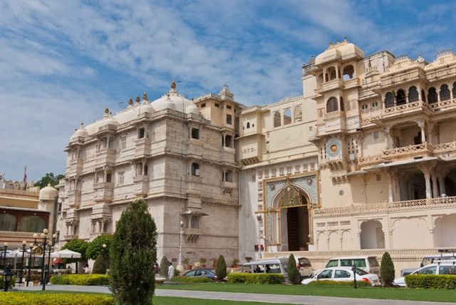 city palace, udaipur, india, palace