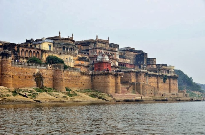 ramnagar fort, india, varanasi