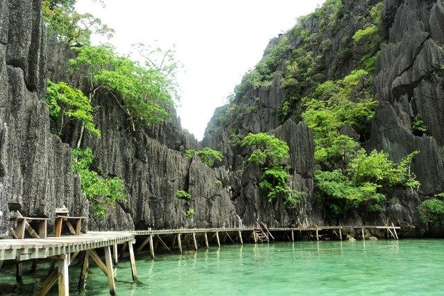 lakes, coron, palawan, philippines, barracuda lake