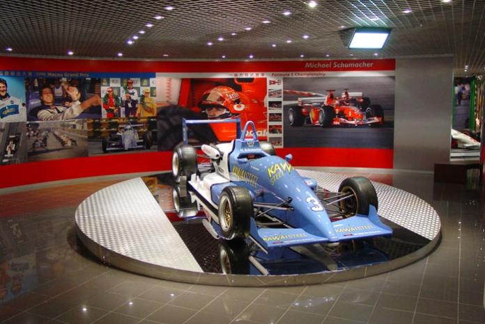 grand pix, museum, macau