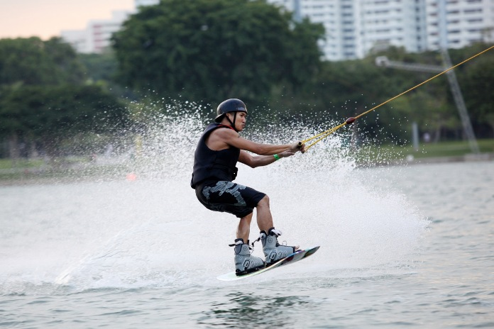 water sports, singapore, water activity