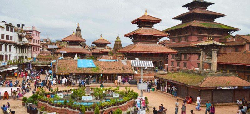kathmandu, nepal, durbar square