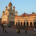 kalighat, temple, india, calcutta, kali temple