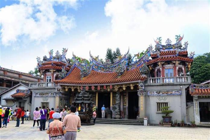 zihyun, temple, taiwan, chiayi