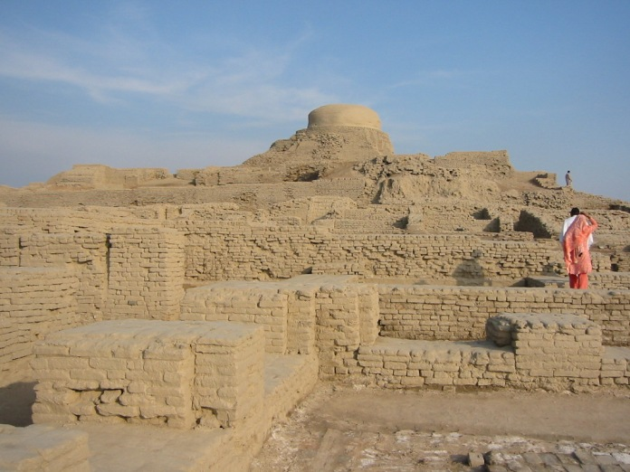 harappa, archaeological site, pakistan