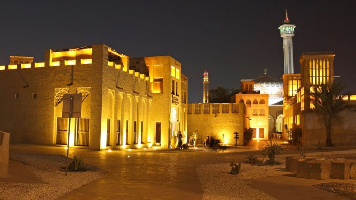house of sheikh saeed al maktoum