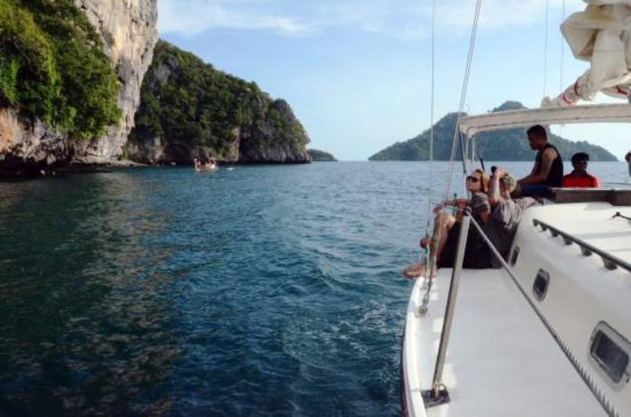 sailand, outdoor activity, krabi, thailand