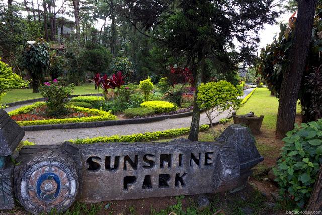 sunshine park, baguio, philippines