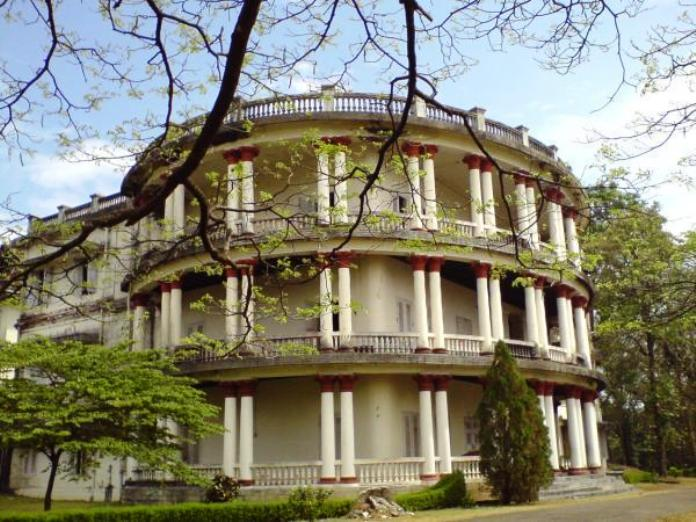 palace hill, india, kochi
