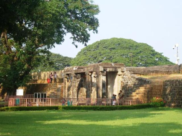 sultan fort, india, bangalore