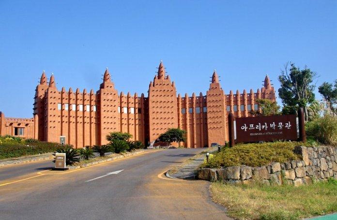 african museum, jeju, korea