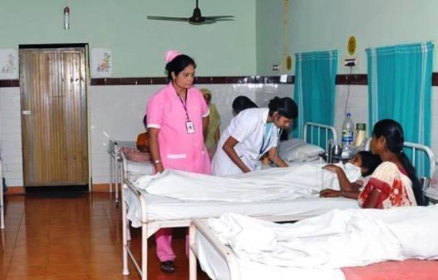 health care in chennai, india