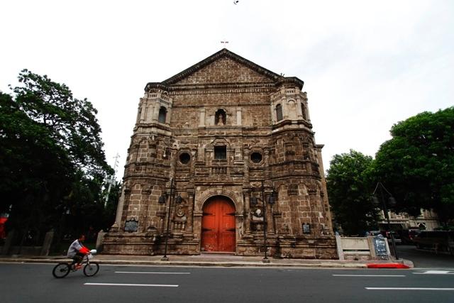 malate church,ph, manila