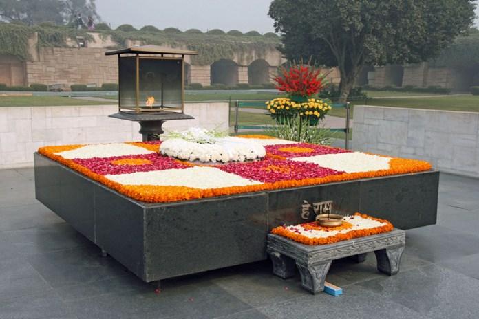 raj ghat, india, new delhi