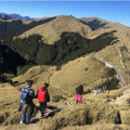 hiking, taiwan, nantou