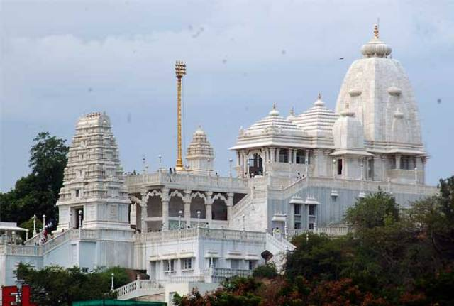 Hyderabad Birla Mandir Cush Travel Blog