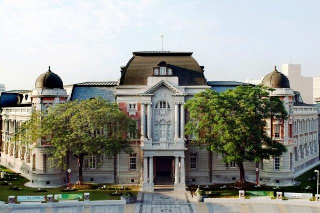 national museum, literature museum tainan, taiwan