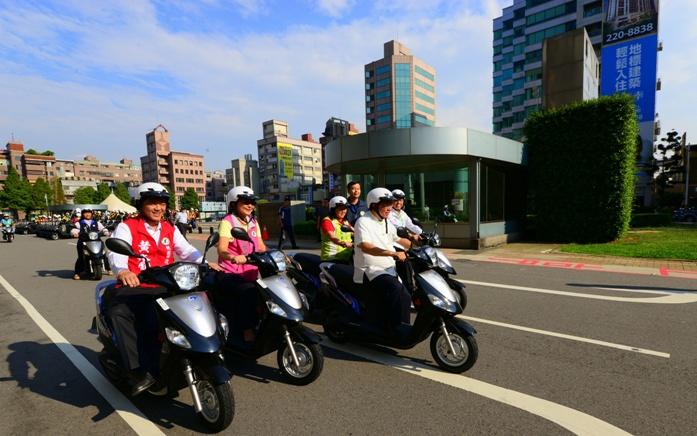 getting around the city of taoyuan, taiwan