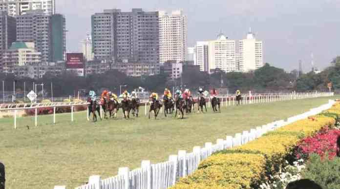 mahalaxmi race course, india, mumbai