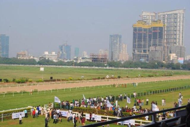 mahalaxmi race course, india, mumbai
