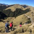 hiking mut hehuanshan, taiwan, hualien