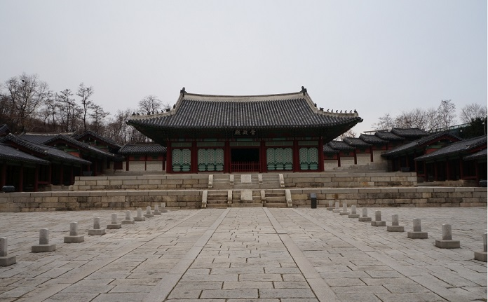 gyeonghui gung, seoul, korea