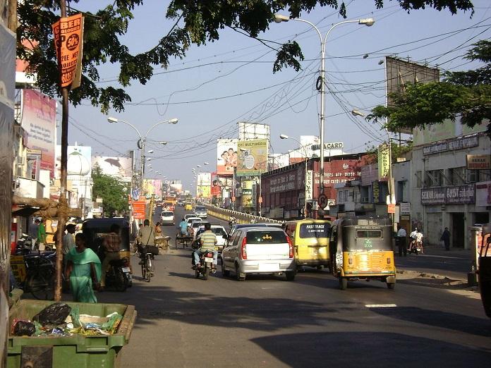 kodambakkam, india, chennai