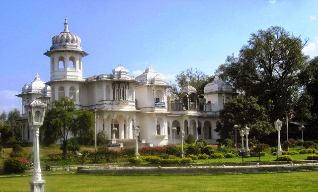 gulab bagh udaipur, india