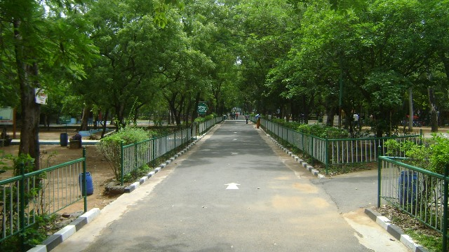vandalur zoo, india, chennai