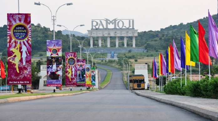 ramoji film, india, hyderabad
