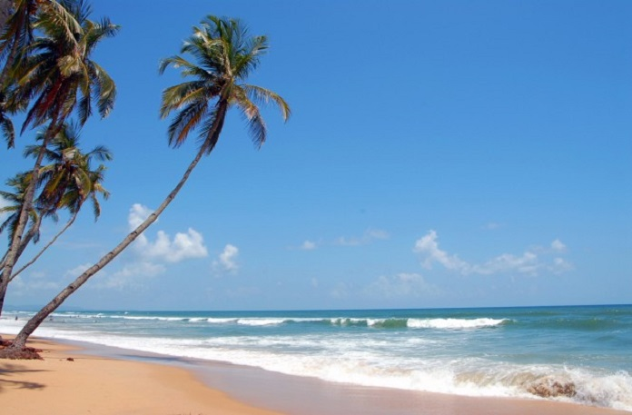 colva beach, india, goa
