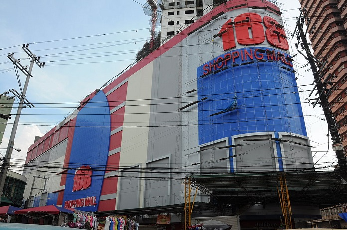tutuban, shopping mall, manila