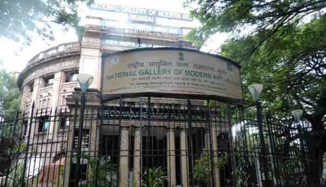 national gallery, mumbai, india