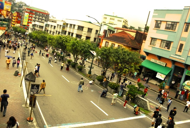 session road, baguio, ph