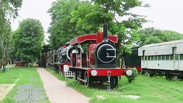 national railway museum, new delhi, india