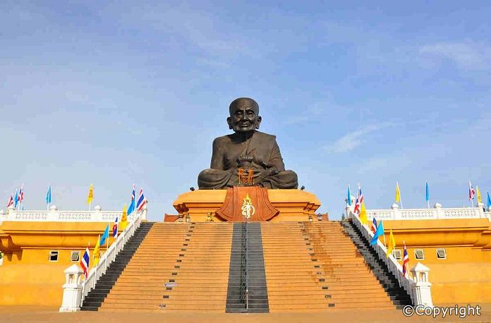 wat huay mongkol, hun hin, thailand