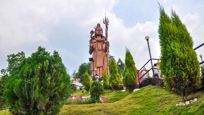 shiva mandir,kathmandu, nepal