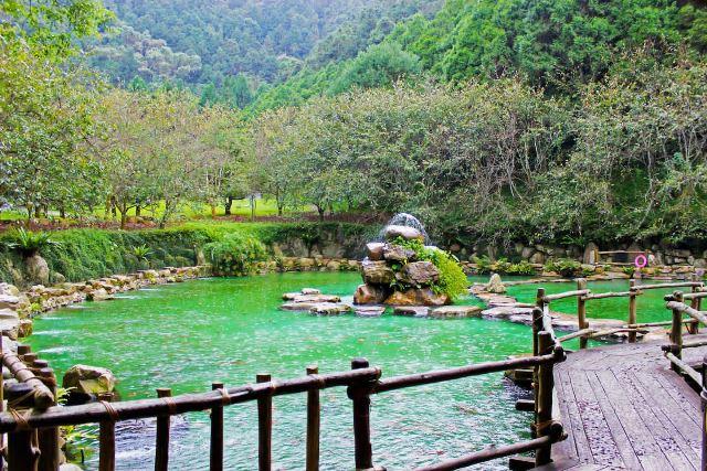 ita thao village, nantou,