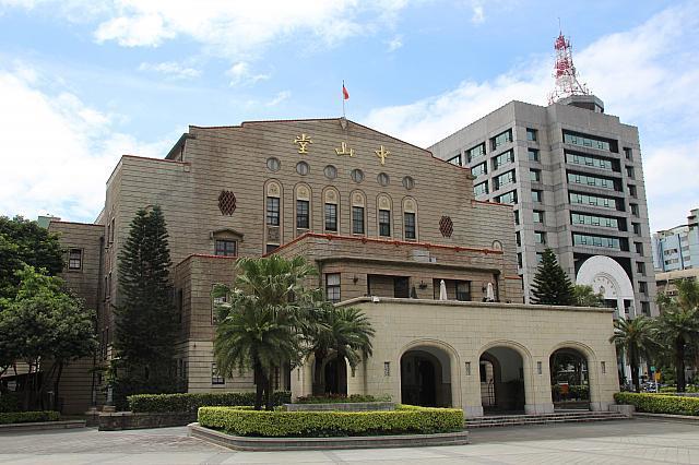 zhongshan hall, taichung, tw