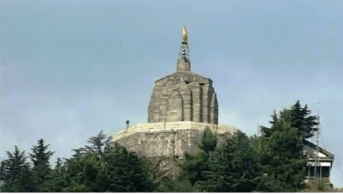 shankaracharya temple, india, srinagar
