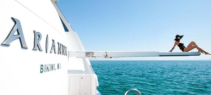 Concierge Croatia luxury vacation on a yacht