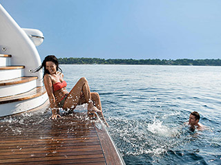 Funn Luxury Yacht Charter Croatia with Croatia Concierge Cusmanich