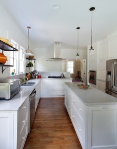 Kitchen Cabinets - Isle of Hope