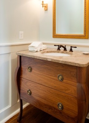 Classic Bathroom Cabinets