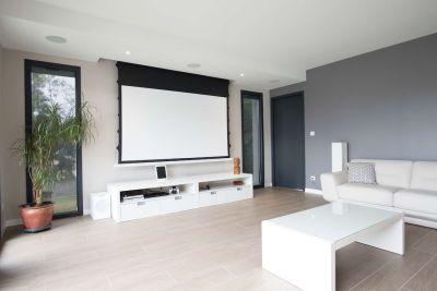 Home cinéma design S1